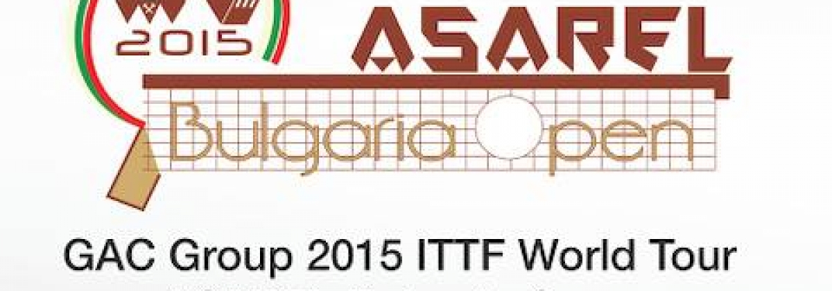 ASAREL Bulgaria Open - 2015